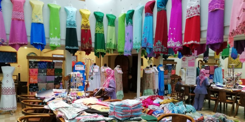 Tempat Belanja Murah Bandung