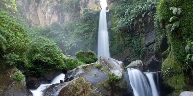 Air Terjun Cantik Kota Malang
