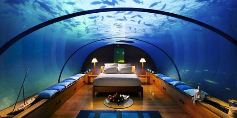 7 Hotel di Dunia dengan Arsitektur Luar Biasa